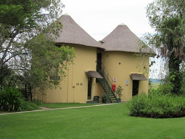 Battlefields Country Lodge